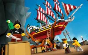 Lego Universe Piratenschiff