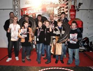 Die Sieger der Carrera Challenge Tour