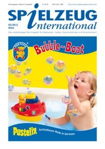 SPIELZEUGinternational März-Ausgabe 2012