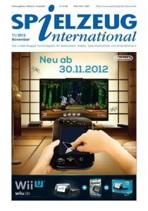 Coverabbildung November Ausgabe 2012