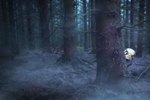 Gesichtet in den Wäldern der Isle of Skye: der Bösewicht Kaos