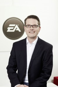 Neuer Geschäftsführer bei EA Deutschland: Jens Kosche