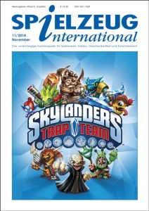 Cover der November-Ausgabe 2014