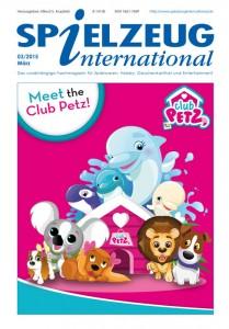 Cover der März-Ausgabe 2015