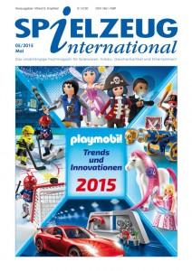 cover der Mai Ausgabe 2015