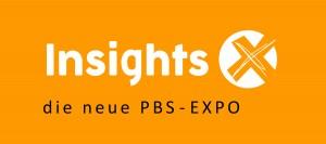 Das neue Insights-X Logo