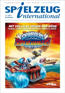 Cover der November-Ausgabe 2015