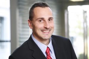 Frédéric Lehmann, 43, ist seit 1. Oktober neuer Geschäftsführer der LEGO GmbH
