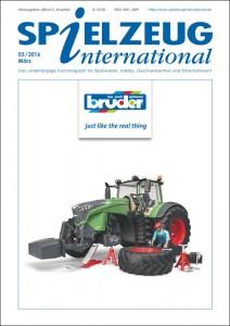 Cover der März-Ausgabe