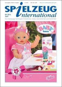 Cover der April-Ausgabe 2016