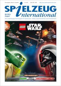 Cover der August- Ausgabe 2016