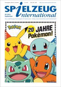 Cover der September-Ausgabe 2016