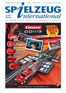 Cover der Oktober-Ausgabe 2016