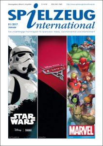 Cover der Januar-Ausgabe 2017