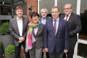 Der BVS-Vorstand 2017