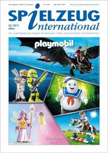 Cover der März-Ausgabe 2017