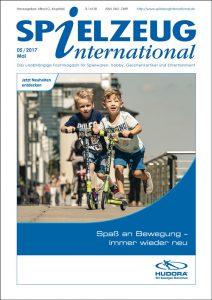 Cover der Mai-Ausgabe