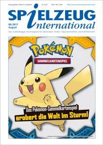 Cover der August-Ausgabe