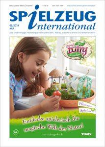 Cover der Mai-Ausgabe 2018