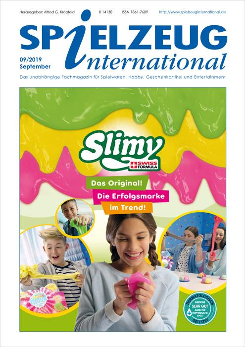 Coverseite der Oktober-Ausgabe 2019