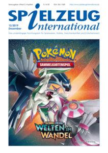 Cover Spielzeug international Dezember 2019