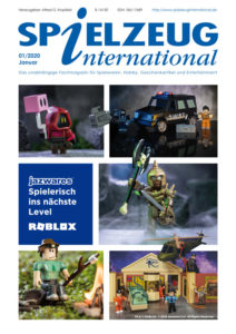 Cover der Januar-Ausgabe